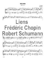 Robert schumanns essay on chopin